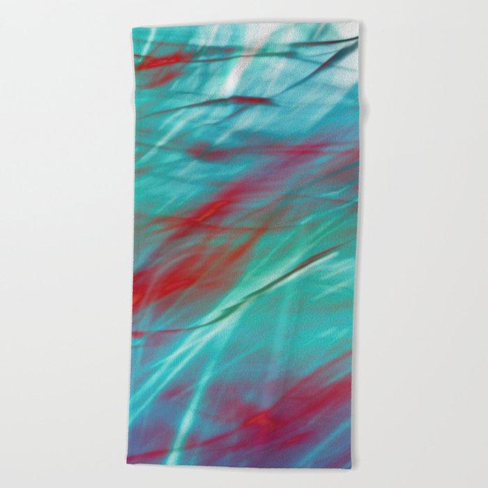α Sirius Beach Towel
