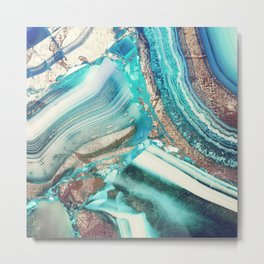 Earthly Pleasures I Metal Print