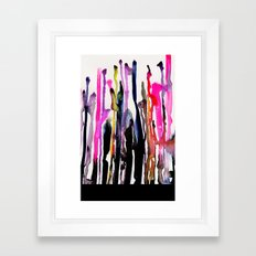 Openness Framed Art Print
