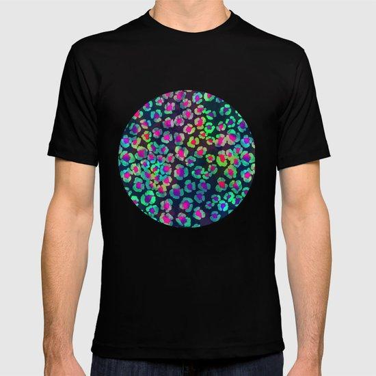 GLOW LEOPARD T-shirt