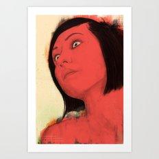 Quivver Art Print
