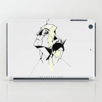 interstellar iPad Cases featuring Interstellar by FourteenLab