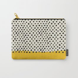 All Yellow Carry-All Pouch