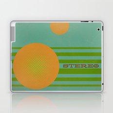 Stereolab (ANALOG zine) Laptop & iPad Skin