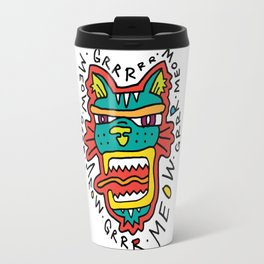 MEOWGR TIGER Travel Mug