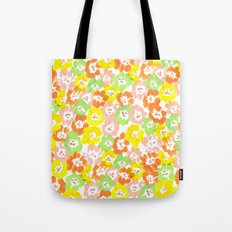 Morning Glory  - Sun Multi Tote Bag