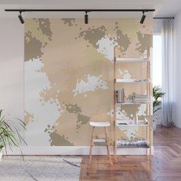 Camouflage desert 1 Wall Mural