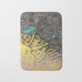 Seaside Painting Bath Mat