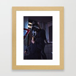 Anonymous Love Framed Art Print
