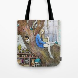 Her Room Tote Bag