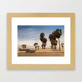 not that Venice, the other one Framed Art Print