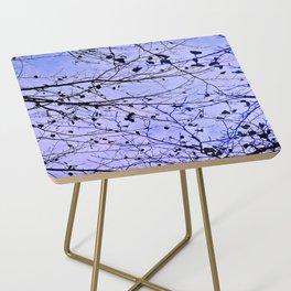 boughs ultraviolet Side Table