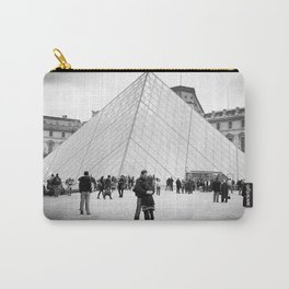 Louvre Love Carry-All Pouch