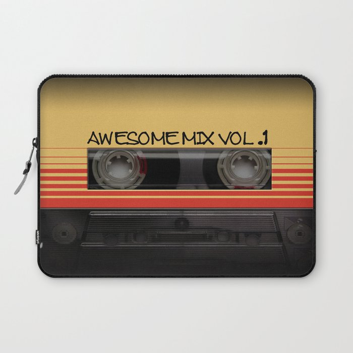 Awesome Mix Vol. 1 Laptop Sleeve by nicklasgustafsson  ae374ac1e64