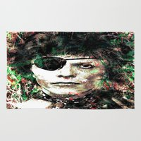 bowie Area & Throw Rugs featuring BOWIE by Vonis