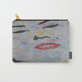 The star Marilyn Monroe Carry-All Pouch