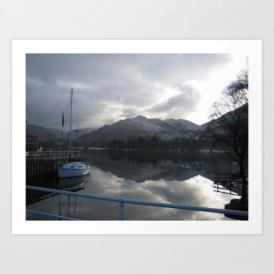 Lake District, United Kingdom Art Print