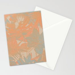 floral ball 4 Stationery Cards