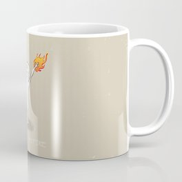 You Light My Fire Coffee Mug