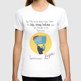 Regina the Riveter T-shirt