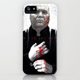 I Am the Ill Intent iPhone Case