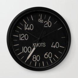 90 Knots Wall Clock