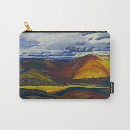 Canadian Landscape Franklin Carmichael Art Nouveau Post-Impressionism Carry-All Pouch