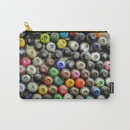 SPRAY CANS 2 Carry-All Pouch