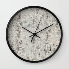 ABC#4 Wall Clock