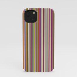 Stripes & stripes iPhone Case