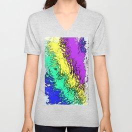 A Storm is Brewing Unisex V-Neck