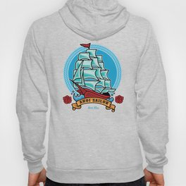 Ahoi Sailor No. 2 Hoody
