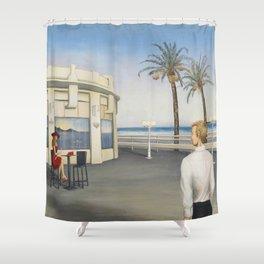 La derniere Shower Curtain