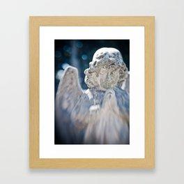 Angelic Light Framed Art Print