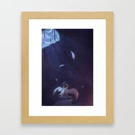 The Wild Swans - The Cell Framed Art Print