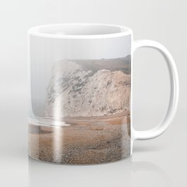Dreary Beach Coffee Mug