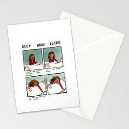 Deep Dark Fears 79 Stationery Cards