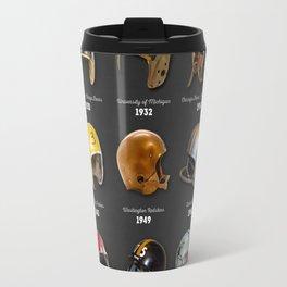 The Evolution of the NFL Helmet Travel Mug