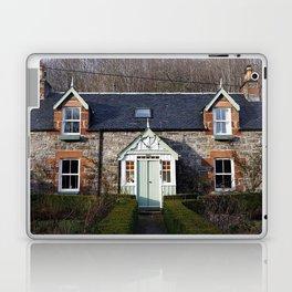 The House - Scotland Laptop & iPad Skin