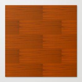 Wood Grain Pattern Canvas Print