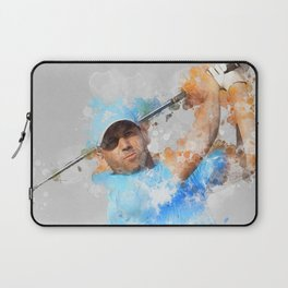 Sergio Garcia Laptop Sleeve