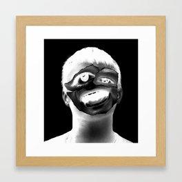 Janie Doe (Identity Series) Framed Art Print