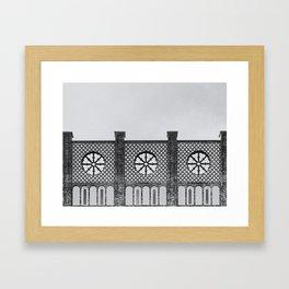 Rostock I Framed Art Print