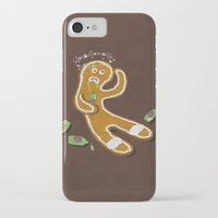 ale giorgini iPhone & iPod Cases featuring Ginger Ale by jerbing