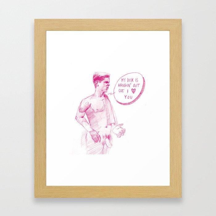 FAG 22 Framed Art Print