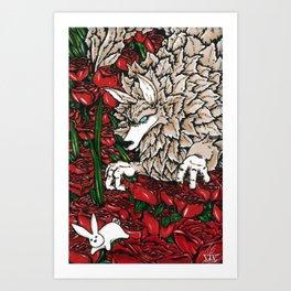 Hunting Art Print