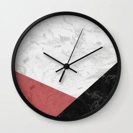 MARBLE INFERIOR Wall Clock