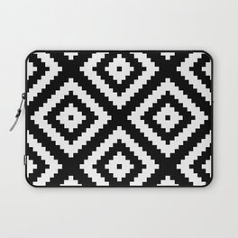 Tribal B&W Laptop Sleeve