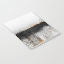 Soot And Gold Notebook