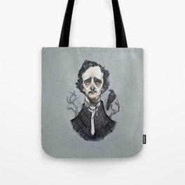 Mr. Poe  Tote Bag